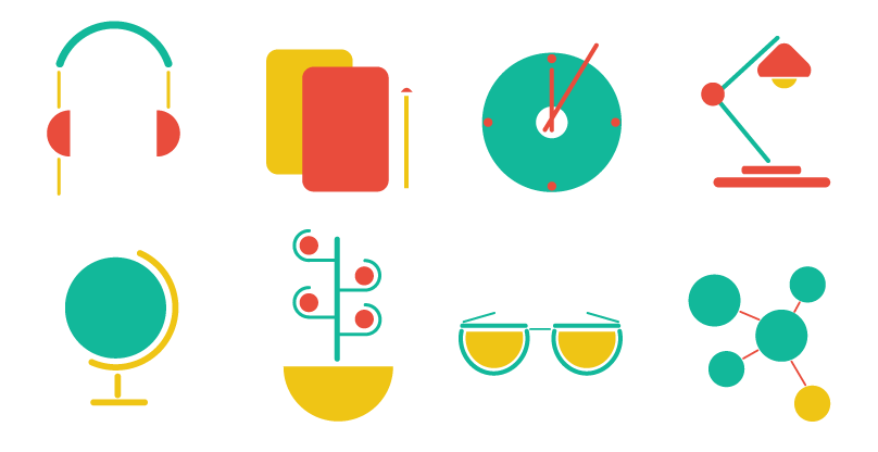 Startup-icons-set-for-cohubiting